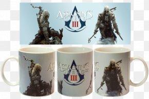 Star Trek Mug Collection - Assassin's Creed III Assassin's Creed: Revelations Assassin's Creed: Brotherhood Ezio Auditore Mug PNG
