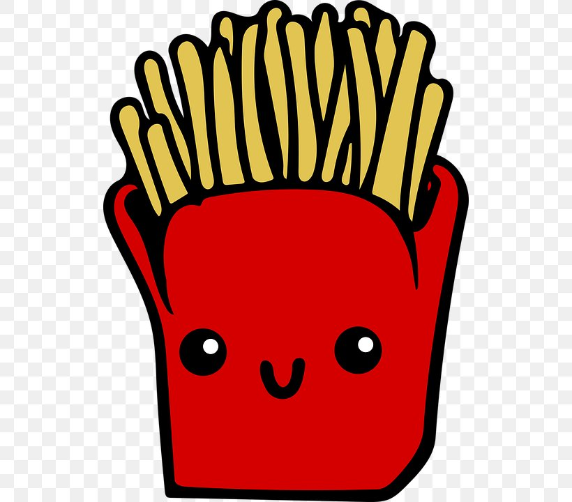French Fries French Cuisine Fast Food Cartoon Potato Chip Png