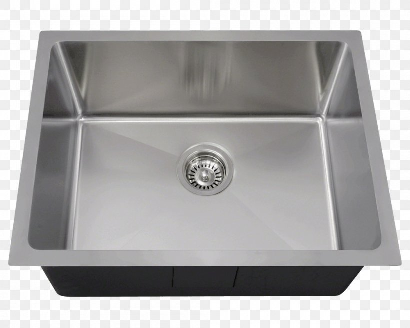 Kitchen Sink Stainless Steel Bowl, PNG, 1000x800px, Sink, Bathroom, Bathroom Sink, Bowl, Bowl Sink Download Free