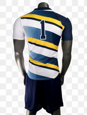 Rugby - T-shirt Jersey Sleeve Uniform Rugby Shirt PNG
