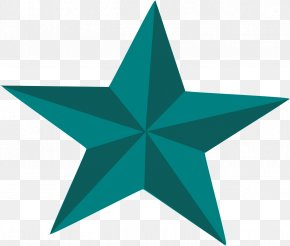 Teal Star - Image Vector Graphics Royalty-free Stock.xchng Illustration PNG