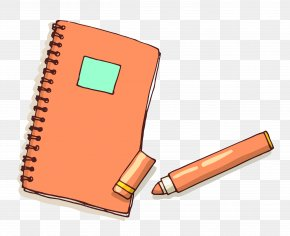 Notebook And Pen Vector Material - Notebook Pen PNG