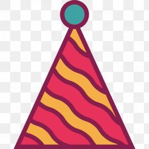 Party Hat - Party Hat Birthday Cake PNG