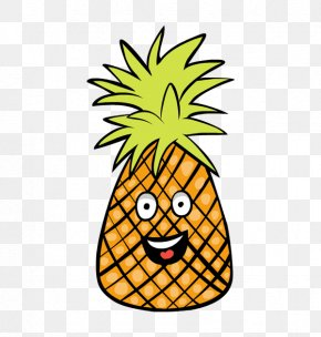Pineapple Cliparts - Pineapple Cuisine Of Hawaii Fruit Clip Art PNG