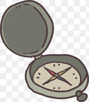 Cartoon Compass - Tourism Cartoon PNG