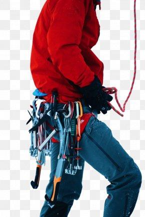 Ice Climbing Rock-climbing Equipment Mountaineering Climbing Harnesses PNG