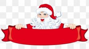 Santa Claus - Santa Claus's Reindeer Santa Claus's Reindeer Clip Art PNG