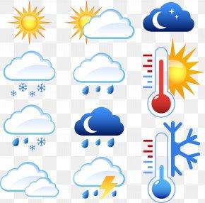 Sun - Weather Clip Art PNG