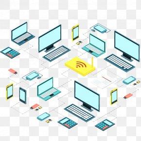 Plan Computer Network - Diagram Line Computer Network Plan PNG