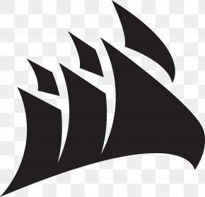 Katara - Logo The Corsair Corsair Components Vector Graphics Font PNG