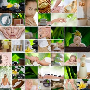 SPA Health Material - Brazilian Silhouette Day Spa Stock Photography Beauty Parlour PNG