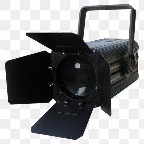Led Stage Lighting Spotlights - Light-emitting Diode Fresnel Lens Stage Lighting PNG