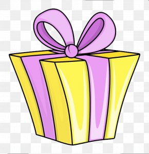 A Gift - Gift Cartoon Stock Photography Clip Art PNG