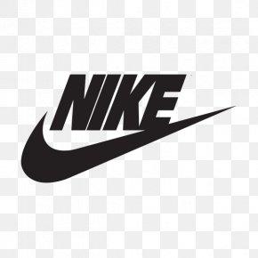 Logo Nike Brand Shoe Png 1280x478px Logo Black And White