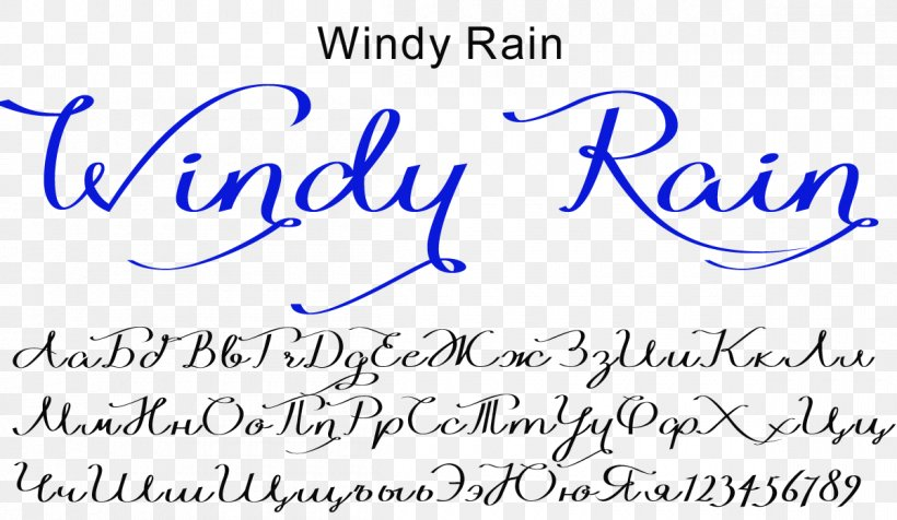 Open-source Unicode Typefaces Handwriting Italic Type Font, PNG, 1200x697px, Typeface, Area, Blue, Calligraphy, Handwriting Download Free