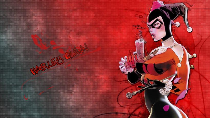Harley Quinn Batman Joker Desktop Wallpaper High Definition