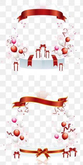 Activities Ribbon - Wedding Invitation Birthday Greeting Card Clip Art PNG