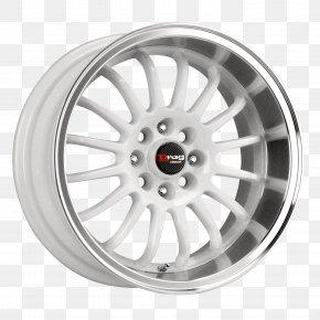 Wheel Rim - Car Alloy Wheel Rim OZ Group PNG