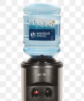 Mineral Water - Water Cooler Tea Coffee Bottled Water PNG