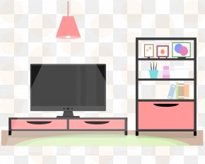 Vector Living Room TV - Living Room Interior Design Services PNG