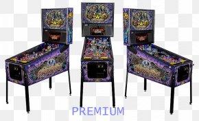 Pirates Of The Caribbean - Arcade Game Pinball Stern Electronics, Inc. Amusement Arcade PNG