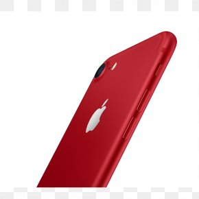 Iphone 7 Red - Smartphone Apple IPhone 8 Plus Apple IPhone 7 Plus Product Red PNG
