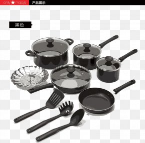 Kitchen Tools Set 13,of,the,Trade,166 001 548 - Kitchen Cookware And Bakeware Non-stick Surface Stainless Steel Frying Pan PNG