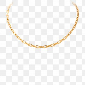Jewelry Image - Necklace Chain Jewellery Gold PNG