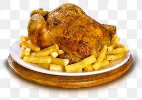 Chicken - Pollo A La Brasa Roast Chicken Peruvian Cuisine French Fries PNG