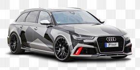 Grey Audi RS6 Avant Car - Audi RS 6 Car Audi S6 Audi A6 PNG