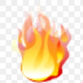 Fireball Clipart - Fire Flame Clip Art PNG