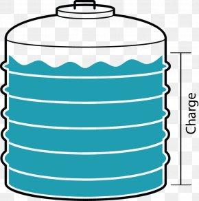 Water - Water Storage Storage Tank Water Tank Clip Art PNG