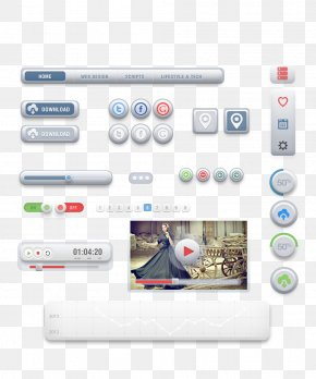 Push Button - Button Graphical User Interface PNG
