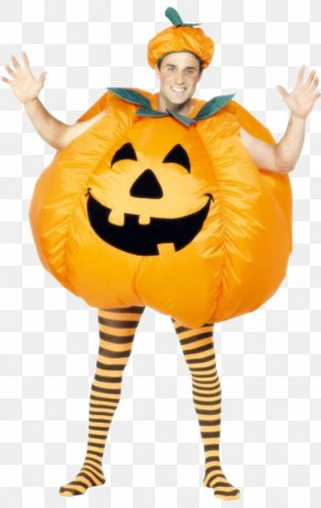 Costume Homme - Costume Party Inflatable Costume Pumpkin Halloween Costume PNG