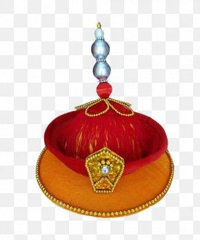 Qing Emperor Cap - Emperor Of China Qing Dynasty Hat PNG
