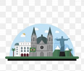 Architectural - Christ The Redeemer Architecture Design Architectural Style PNG