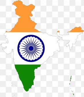 National Vector - Flag Of India Globe National Flag PNG