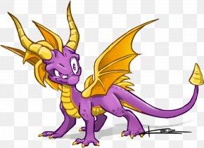 Dragon Art Pictures - Spyro The Dragon Skylanders: Spyro's Adventure Fan Art Clip Art PNG