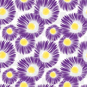 Purple Wild Chrysanthemum Wallpaper Background - Purple Chrysanthemum Indicum PNG