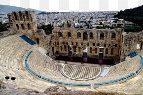 Greece Acropolis HD FIG. - Parthenon Acropolis Museum Odeon Of Herodes Atticus Acropolis Of Athens Tourist Attraction PNG