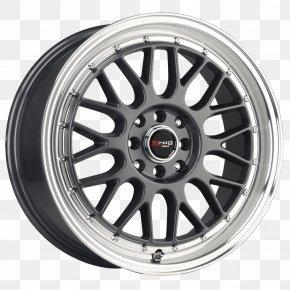 Wheel Rim - Car Alloy Wheel Rim Custom Wheel PNG