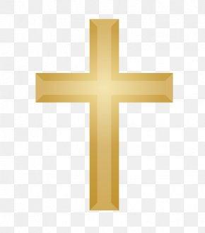 Christian Cross - Staples Funeral Home Clarke Funeral Home Cemetery PNG