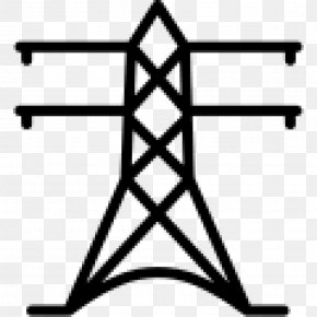 Mobile Tower - Electricity Transmission Tower Utility Pole Electric Power Electrical Engineering PNG
