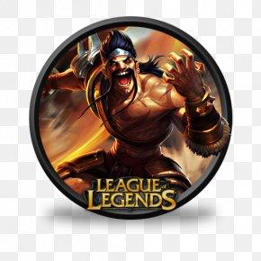 Draven Gladiator - Badge PNG