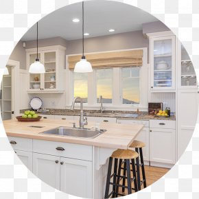 Interior Design Services - Cabinetry Kitchen Window Treatment Furniture Renovation PNG