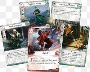 Legend Of The Five Rings The Card Game - Legend Of The Five Rings: The Card Game Legend Of The Five Rings Roleplaying Game Fantasy Flight Games PNG