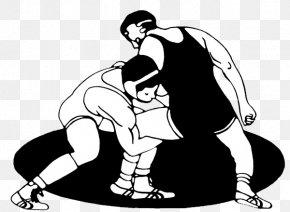 Wrestling HD - Professional Wrestling Freestyle Wrestling Clip Art PNG