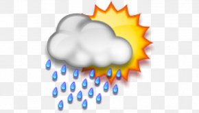 Weather Picture - Weather Forecasting Rain Icon PNG