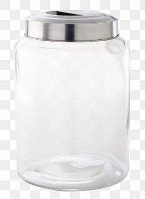 Glass Jar - Mason Jar Glass Lid Bottle PNG