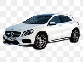 Mercedes Benz - 2018 Mercedes-Benz GLA-Class 2018 Mercedes-Benz AMG GLA 45 2017 Mercedes-Benz GLA-Class Car PNG